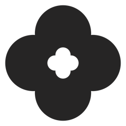 Gráficos de gráficos de flor