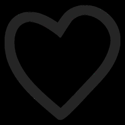 Coração, gráfico, ícone Transparent PNG