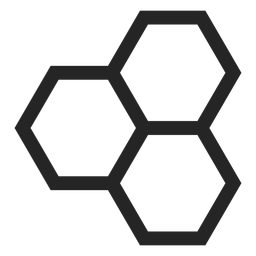 Hexagon-Symbol