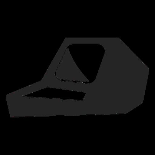 Icono de la computadora de la vieja escuela Transparent PNG