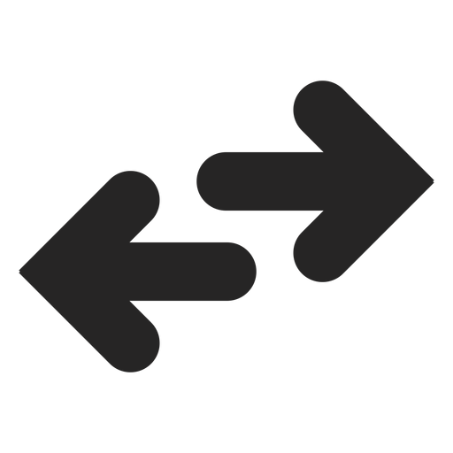 Opposite direction icon