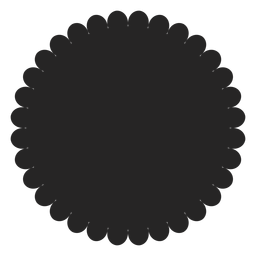Icono gráfico de molinete