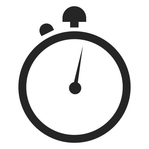 Stopwatch icon Transparent PNG
