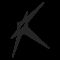 Icono de símbolo abstracto