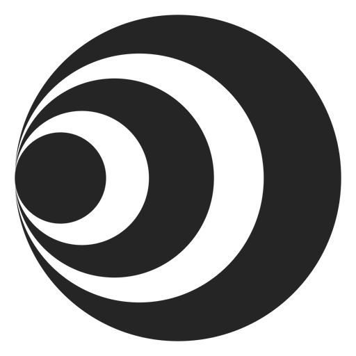 Einfaches Tunnelsymbol Transparent PNG