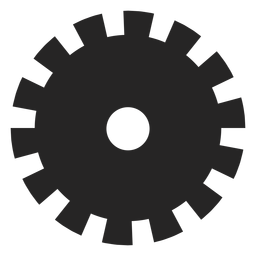 Simple wheels icon