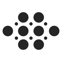 Basic dots icon