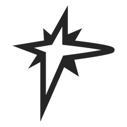 Star graphic icon