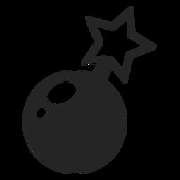 Gráficos de estrellas gráficos