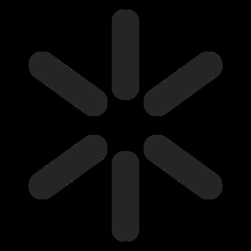 Symbol idea icon