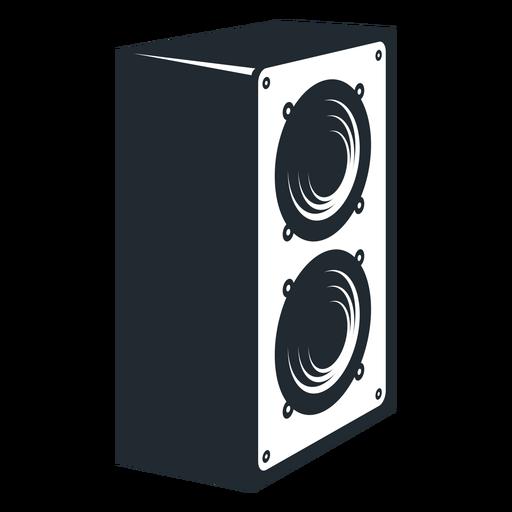 Symbol für doppelte Lautsprecher