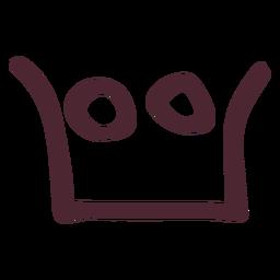 Símbolo de hieróglifos antigos egípcios