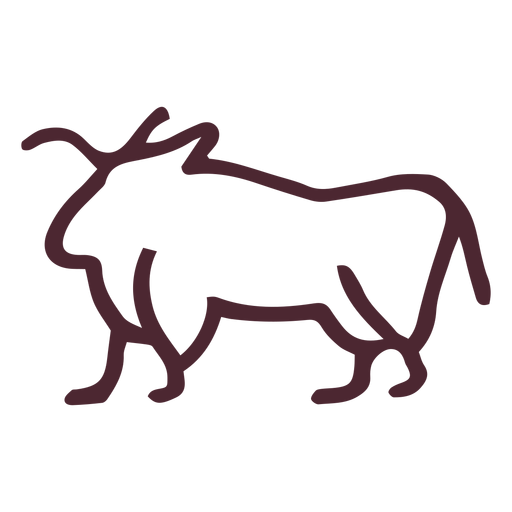 Egyptian bull traditionalsymbols Transparent PNG