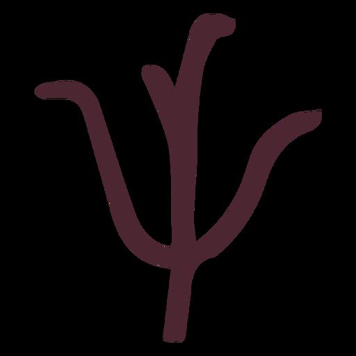 Egípcio hieróglifos símbolo símbolo egito Transparent PNG