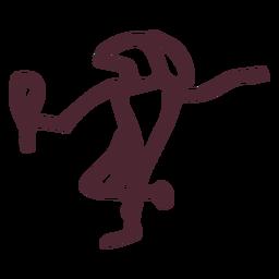 Símbolo de jeroglíficos egipcios