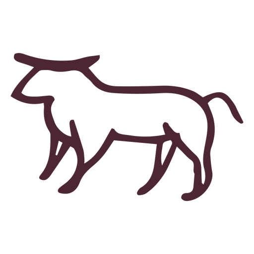 Egyptian traditional ram symbol Transparent PNG