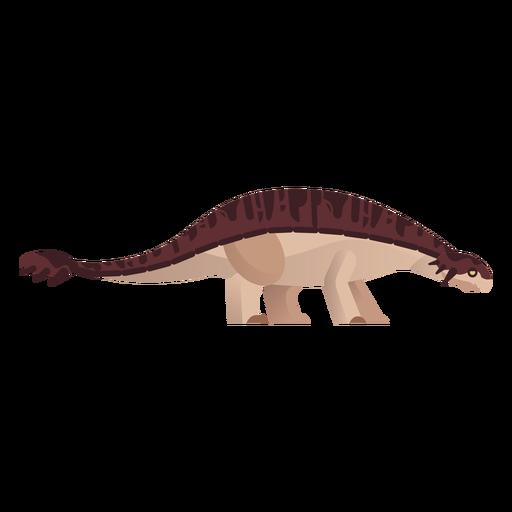 Vector de dinosaurio extinto Transparent PNG