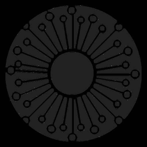Flor, aneto, buquet, ícone Transparent PNG