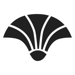Ilustración del icono de flor