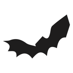 Flying bat icon