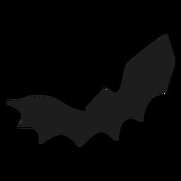 Icono de murciélago volando