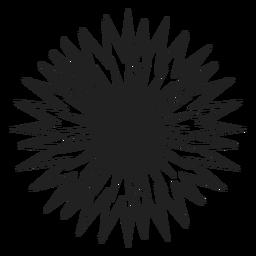 Ícone da flor da mãe de Fuji