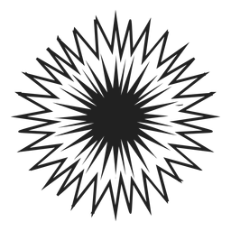 Icono de la flor de la madre de Fuji