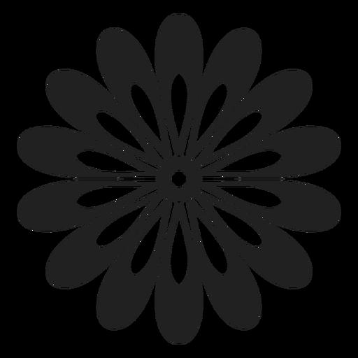 Gerbera Daisy Blume Symbol Transparent PNG
