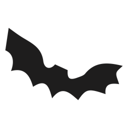 Halloween Fledermaus-Symbol