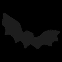 Icono de murciélago de Halloween