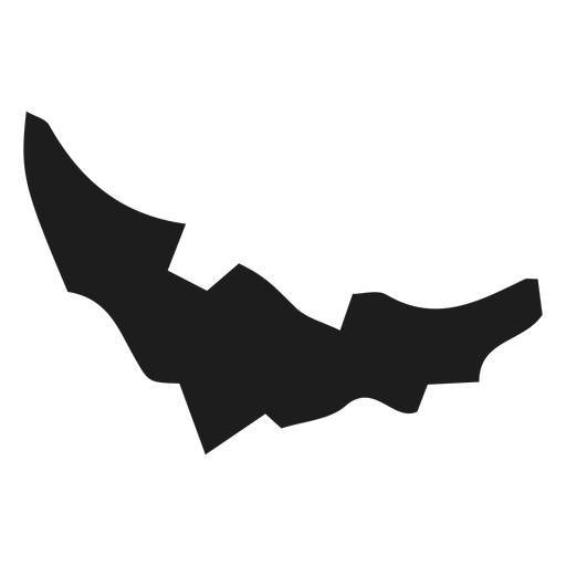 Halloween element silhouette Transparent PNG