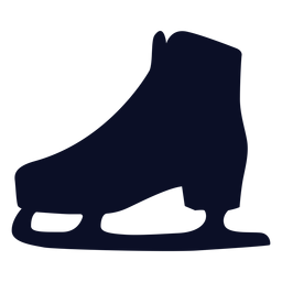 Ícone de patins de gelo