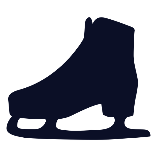 Ice skates icon Transparent PNG