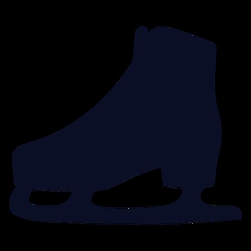 Icono de patines de hielo Transparent PNG