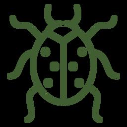 Marienkäfer-Symbol
