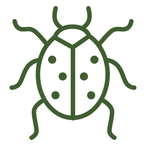 Lady bug icon Transparent PNG