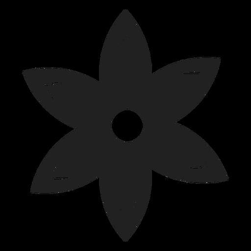 Lila Blumenvektor Transparent PNG