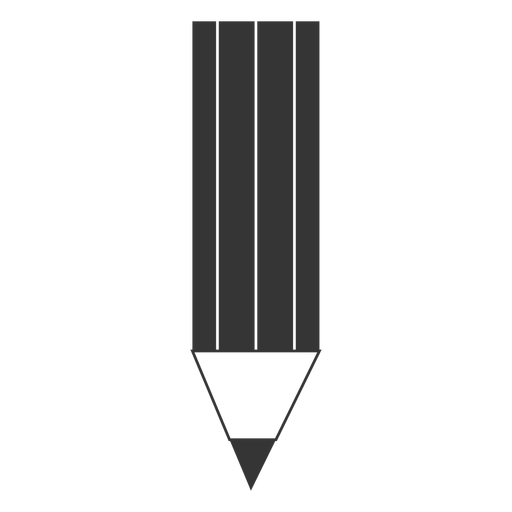 Line style pencil icon Transparent PNG