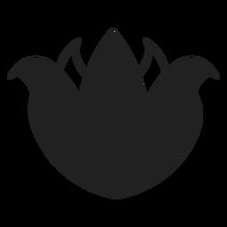 Icono de flor de loto