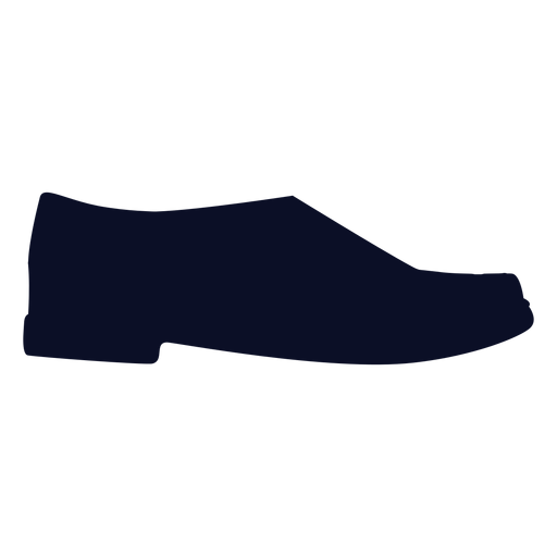 Monks shoes silhouette Transparent PNG
