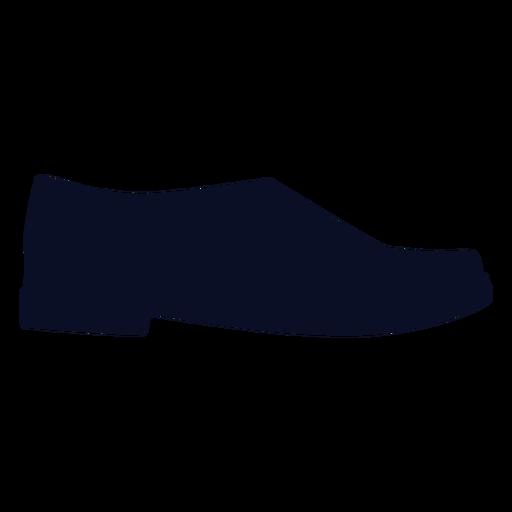 Zapatos monjes silueta Transparent PNG