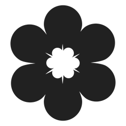 Monokot-Blume-Symbol