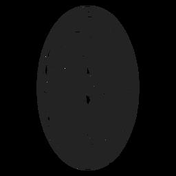 Motorbike wheel icon