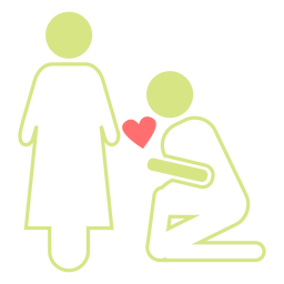 Proposal line style icon