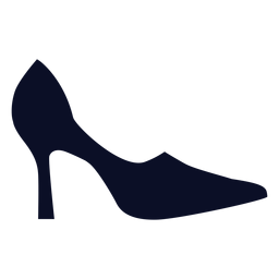Pumps shoes silhouette