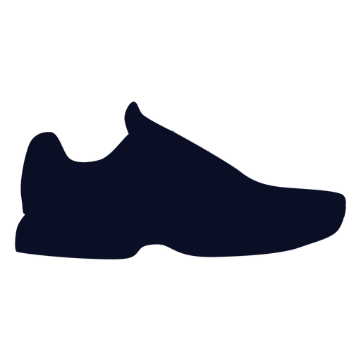 Silhueta de sapatos de borracha Transparent PNG