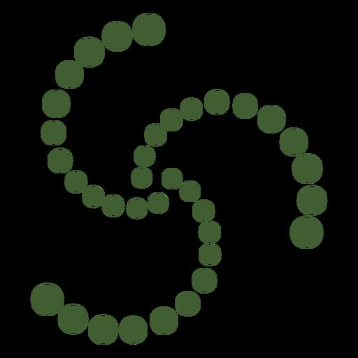 Icono de la naturaleza científica Transparent PNG