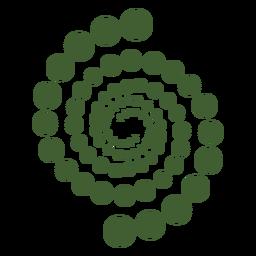 Ícone da natureza simples