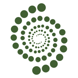 Icono de la naturaleza simple