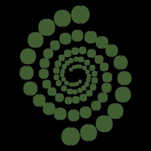 Icono de la naturaleza simple Transparent PNG